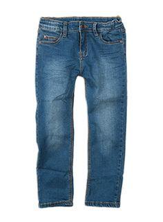 Boys Essentials Boys 5 Pocket Jeans Mid Wash 5 pocket jeans