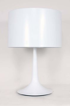 Midcentury pair of large white glazed ceramic table lamps midcentury pair of large white glazed ceramic table lamps ceramic lamps pinterest aloadofball Gallery