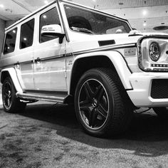 Mercedes-Benz G63 AMG® at the 2013 New York International Auto Show