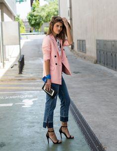 Para vestir bien cada día, deberías seguir sólo a esta instagramer española- ElleSpain