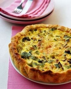 La mejores recetas de tartas saladas caseras - Mas de 100 Quiches, Easy Cooking, Cooking Recipes, Classic French Dishes, Salty Foods, Savory Tart, Quiche Recipes, Empanadas, Kitchen Recipes