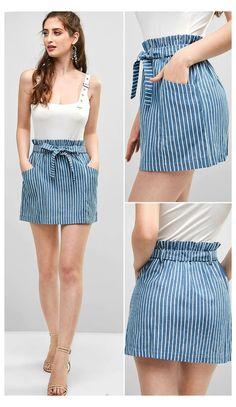 Modest Skirts, Cute Skirts, Mini Skirts, Trendy Outfits, Summer Outfits, Cute Outfits, Fashion Outfits, Style Fashion, Fashion 2018