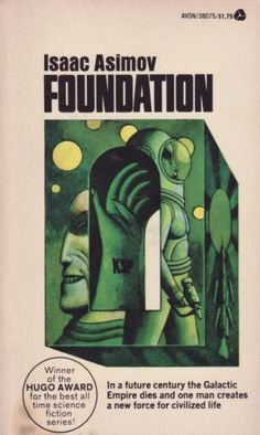 Isaac Asimov - Foundation - Paperback - Read in 1980