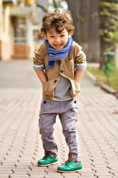 when i have a son, im going to dress him in suchcute clothes :)