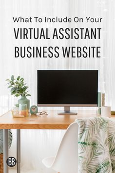 Growing your virtual assistant business? Check out this ultimate guide to designing your online business website from Byte Bodega. Website Design Layout, Wordpress Website Design, Business Website, Online Business, Pricing Table, Free To Use Images, Business Checks, Blog Writing, Virtual Assistant
