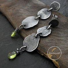Handmade sterling silver jewelry by studioformood on Etsy Copper Jewelry, Wire Jewelry, Jewelery, Jewellery Box, Bullet Jewelry, Geek Jewelry, Wire Rings, Gothic Jewelry, Copper Wire