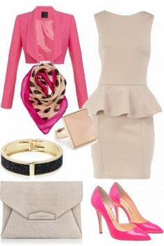 I like this shade of pink
