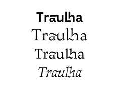 Traulha by Yoann Minet
