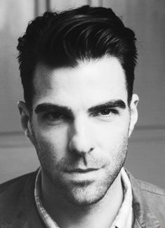 "Zachary Quinto, actor, ""American Horror Story,"" ""Heroes,"" ""Star Trek"""