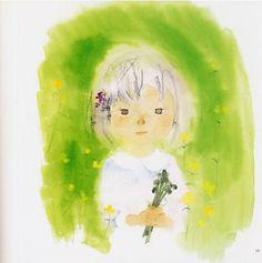 My favorite illustrator, Chihiro Iwasaki.