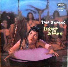 Yma Sumac - Legend Of The Jivaro