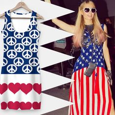 "4th july ""USA love & peace"" collection NOW 30% off at https://liveheroes.com/en/brand/paintyul  --- la mia collezione dedicata al 4 luglio ora con SCONTO 30% su https://liveheroes.com/en/brand/paintyul  --- #sale #summersale #saldi #saldiestivi #4july #usa #love #peace #outfit #fashion #italy #yuliakorneva #art #digitalart #illustration"