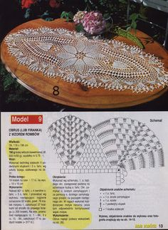 Crochet doilies from web - Barbara H. - Picasa Web Albums