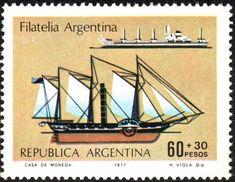 Argentina Stamp 1977