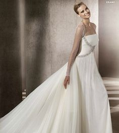2012 Fancy Strapless Wedding Gown with Ruching Organza Train A-line Skirt  (6 Customers Reviews)  Listing price:$360.00Our price:$163.99