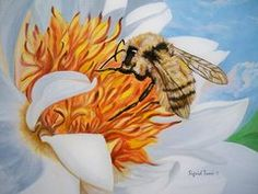 Busy Little Bee   by Sigrid Tune