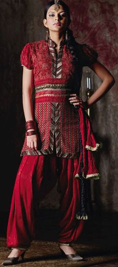 sikhchic.com | The Art and Culture of the Diaspora | How to Cut & Sew a Salwar Kameez Suit