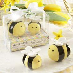 Ceramic Honeybee Salt and Pepper Shakers  $3.64 - $4.55 each