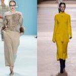 Hermès vs Carolina Herrera – Tendencia Otoño/Invierno 2015