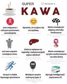 11 faktów na temat kawy o których prawdopodobnie nie wiedzieliście - Motywator Dietetyczny Good To Know, Mindfulness, Cooking, Healthy, Blog, Life, Diet, Kitchen, Kochen