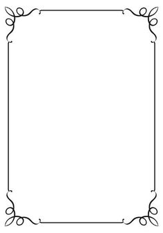 page borders borders and frames line doodles border design microsoft word