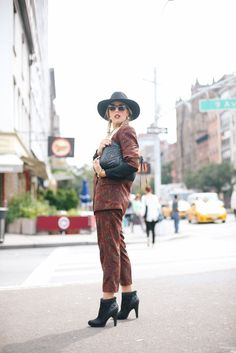 New York Fashion Week Diary: Oh Timo! : B Jones Style