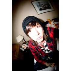 FY! Oliver Sykes ❤ liked on Polyvore