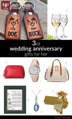 3Rd Wedding Anniversary Gift Ideas | 182 Best Anniversary Gift Ideas Images In 2019 Wedding Day Gifts
