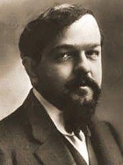 Claude Debussy  22nd August, 1862 Saint-Germain-en-Laye, France. Died: 25th March, 1918 (aged 55)