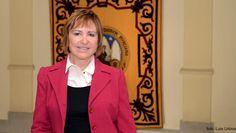 Toma de posesión de García-Longoria como decana de Trabajo Social  http://www.um.es/actualidad/gabinete-prensa.php?accion=vernota&idnota=47581