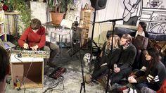 living room gigs - sofar sounds