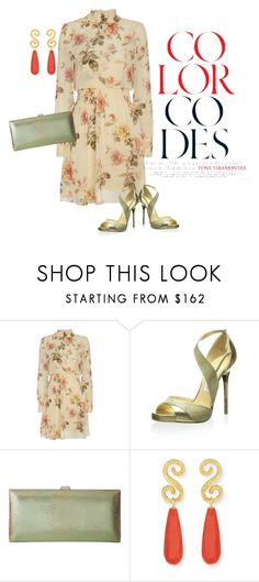 """""""Untitled #215"""" by mariavounou ❤ liked on Polyvore featuring Exclusive for Intermix, Jimmy Choo, Lodis and Splendid Company"""