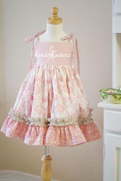 girls toddlers baby teens handmade spring easter dresses.....custom designs | Kinderkouture