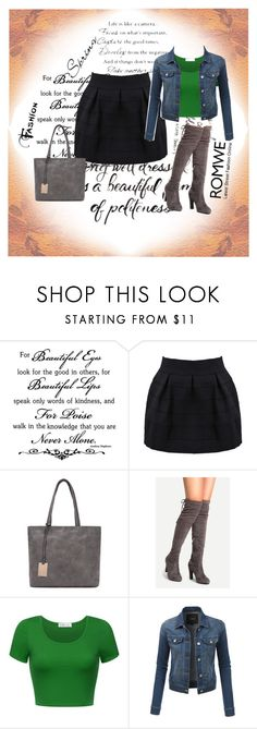 """Romwe 10"" by dinka1-749 ❤ liked on Polyvore featuring LE3NO"