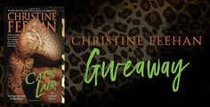 #ParanormalRomance #Giveaway – Win Any #ChristineFeehan Novel! #kindle #amreading