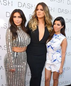 The Kardashian sisters posted a not-so-subtle Instagram directed at the men in their lives