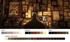 Movies In Color: Pixar Week The Incredibles, 2004 Director: Brad...