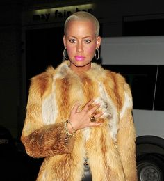 These 15 celebrities reserve their right to wear fur, and do so proudly. Read on madamenoire.com. | Page 7