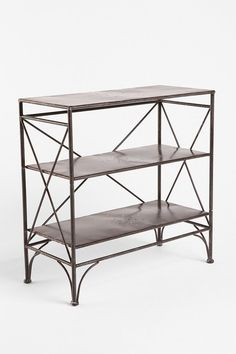 Metal Bookcase  #UrbanOutfitters