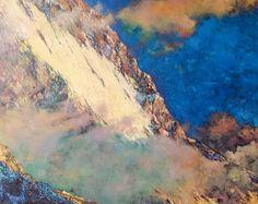 Paisaje Huaracino 80 cm x 100 cm óleo / lienzo 2015 EN VENTA, precio por inbox !!!