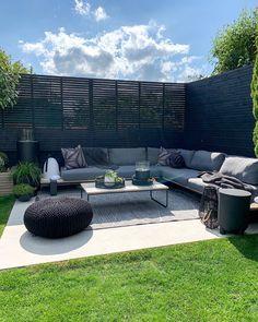 Outdoor Spaces, Outdoor Living, Outdoor Decor, Lofts, Loft Interior, Hot Tub Garden, House Front Design, Home Landscaping, Back Gardens