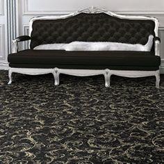 Stanton Carpet: Product Detail - Lake Collection: Lake Constance Black