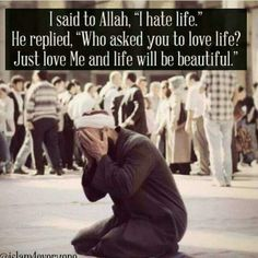 Beautiful Islamic Quotes & Sayings About Life With Pictures www.ultraupdate… Beautiful Islamic Quotes & Sayings About Life With Pictures www. Allah Quotes, Muslim Quotes, Religious Quotes, Quotes About Allah, Hindi Quotes, Muslim Sayings, Women In Islam Quotes, Islam Quotes About Life, Islam Women