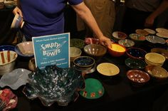 Houston Food Bank's 9th Annual Empty Bowls