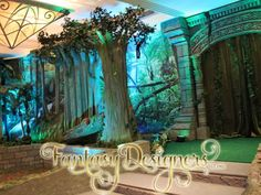 enchanted forest theme for 15 invitations Enchanted Forest Theme, Garden Inspiration, Marina Bay Sands, Invitations, Building, Travel, Painting, Aztec, Prom