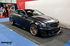 #Mercedes C63 #AMG Black Edition #MercedesBenzofHuntValley