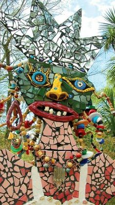 Pamela Irving is a Australian visual artist specialising in bronze, ceramic and mosaic sculptures