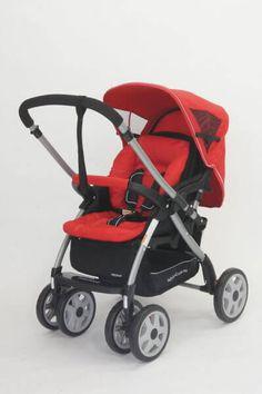 Babyhood VERVE V2 Reversible Handle Stroller