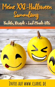 (unbezahlte Werbung) eBook: Meine XXL-Halloween-Sammlung: Basteln, Rezepte + Last-Minute-DIYs: Schaurig Schönes mit Hexen, Geistern, Kürbissen und Monstern  Wo du das eBook online kaufen kannst und welche Kreativideen sich im Buch befinden, erfährst du auf www.clarki.de  #clarkidiy #halloween #basteln #kinder #herbst #party Last Minute, Diy Halloween, Fruit, Party, Food, Ghost Pumpkin, Carving Pumpkins, Templates Free, Craft Kids