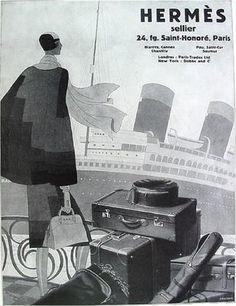 Hermes voyage 1920's